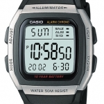นาฬิกา คาสิโอ Casio 10 YEAR BATTERY รุ่น W-96H-1A