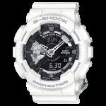 นาฬิกา คาสิโอ Casio G-Shock S-Series Cool White color Collection รุ่น GMA-S110CW-7A1 ของแท้ รับประกัน1ปี