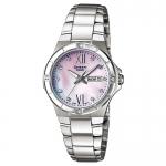 นาฬิกา คาสิโอ Casio SHEEN 3-HAND ANALOG รุ่น SHE-4022D-4A