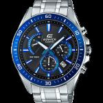 นาฬิกา Casio EDIFICE Chronograph รุ่น EFR-552D-1A2V ของแท้ รับประกัน 1 ปี