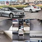 พรมดักฝุ่นไวนิล ชุด Full จำนวน 14 ชิ้น Toyota Camry 2011-2017