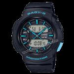 นาฬิกา Casio Baby-G for Running BGA-240 Neon Color series รุ่น BGA-240-1A3 ของแท้ รับประกัน1ปี