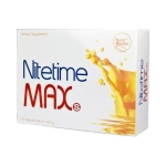Nutri Master Nite Time Max 30 Tablets สำเนา