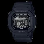 นาฬิกา Casio Baby-G G-LIDE 2018 รุ่น BLX-560-1 (สี black crayon) ของแท้ รับประกัน1ปี