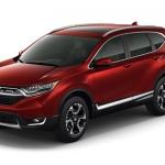 Preview รถใหม่ Honda All New CRV 2017 เตรียมเข้าไทย ปีนี้!!