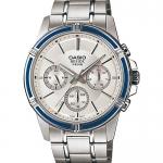 นาฬิกา คาสิโอ Casio BESIDE MULTI-HAND รุ่น BEM-311D-7AV