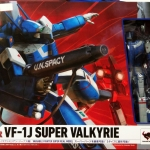 HI-METAL R The Super Dimension Fortress Macross VF-1J Super Valkyrie Maximilian Jenius Ver. NEW