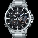 นาฬิกา คาสิโอ Casio EDIFICE Bluetooth with Smartphone รุ่น EQB-600D-1A ของแท้ รับประกัน 1 ปี