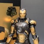 Hot Toys : MMS248 PYTHON (MARK XX) - IRON MAN 3 1/6 Scale Exclusive 2014 ACGHK Toy Fair NEW