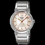 นาฬิกา คาสิโอ Casio SHEEN 3-HAND ANALOG รุ่น SHN-4015BD-7A