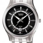 นาฬิกา คาสิโอ Casio BESIDE 3-HAND ANALOG รุ่น BEM-119D-1A