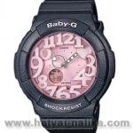 นาฬิกา คาสิโอ Casio Baby-G Neon Illuminator รุ่น BGA-131-8BDR