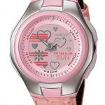 นาฬิกา คาสิโอ Casio POPTONE ANALOG- DIGITAL รุ่น LCF-10L-4A
