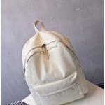 [สีขาว] กระเป๋าเป้สะพายหลัง Z940-5