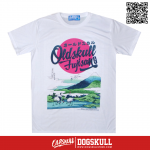 เสื้อยืด OLDSKULL EXPRESS HD #49 | WHITE