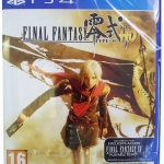 PS4 Final Fantasy Type-0 HD [ENG] NEW