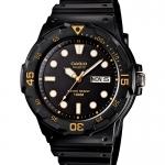 นาฬิกา คาสิโอ Casio STANDARD Analog'men รุ่น MRW-200H-1EV