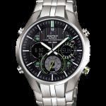 นาฬิกา คาสิโอ Casio EDIFICE ANALOG-DIGITAL รุ่น EFA-135D-1A3V