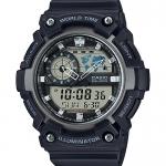 นาฬิกา Casio STANDARD Analog-Digital รุ่น AEQ-200W-1AV ของแท้ รับประกัน 1 ปี