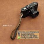 สายกล้องคล้องมือ Cam-in Camera Wrist Strap กล้องเล็ก / Simple Green