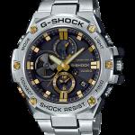 นาฬิกา Casio G-Shock G-STEEL wtih Blutooth series รุ่น GST-B100D-1A9 ของแท้ รับประกัน1ปี