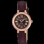 นาฬิกา คาสิโอ Casio SHEEN BROWN COLOR SERIES รุ่น SHE-4029PGL-5A ของแท้ รับประกัน1ปี