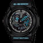 นาฬิกา คาสิโอ Casio G-Shock Limited Model Black&Blue Series รุ่น GA-300BA-1A