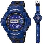 นาฬิกา คาสิโอ Casio G-Shock Standard digital รุ่น GD-200-2DR สาย Carbon Fiber (หายากมาก)