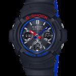 นาฬิกา Casio G-SHOCK Limited Layered Tricolor series รุ่น AWG-M100SLT-1A (ไม่วางขายในไทย) ของแท้ รับประกัน1ปี
