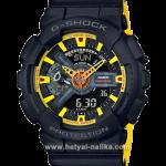 นาฬิกา Casio G-Shock Special color BLACK & YELLOW color series รุ่น GA-110BY-1A ของแท้ รับประกัน1ปี