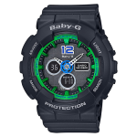 นาฬิกา Casio Baby-G Standard Analog-Digital รุ่น BA-120-1B ของแท้ รับประกัน1ปี