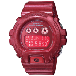 นาฬิกา คาสิโอ Casio G-Shock S-Series รุ่น GMD-S6900SM-4 สีแดงทับทิม (Ruby)