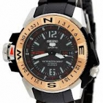 นาฬิกาข้อมือ Seiko 5 Sports Automatic Map Meter รุ่น SKZ320K1