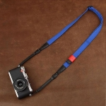 สายคล้องกล้อง รุ่น Universal - กล้อง Mirrorless กล้องฟรุ้งฟริ้งและกล้องเล็ก สีน้ำเงินสว่าง