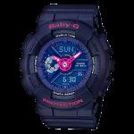 นาฬิกา Casio Baby-G Punching Pattern series รุ่น BA-110PP-2A (สายลายฉลุ) ของแท้ รับประกัน1ปี
