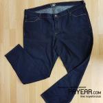 กางเกงยีนส์ขายาว เอว 44 นิ้ว