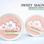 Aromatic Solid Perfume Sweet Magnolia น้ำหอมแห้ง แพดดี้แดดดี้ กลิ่นสวีทแมกโนเลีย (กลิ่นคล้ายน้ำหอม Lancome Miracle)
