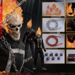 Hot Toys TMS005 Toy Fair Exclusive 2017 Ghost Rider Agent Of SHIELD Figure NEW