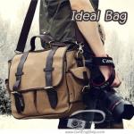 กระเป๋ากล้องสะพายข้าง Ideal Camera Bag