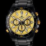 นาฬิกา คาสิโอ Casio EDIFICE CHRONOGRAPH Premium Collection รุ่น EFR-534BK-9AV