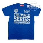 เสื้อยืด OLDSKULL ULTIMATE HD #45 | สีน้ำเงิน