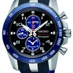 นาฬิกาข้อมือ SEIKO Barcelona Special Edition Sportura ALARM Chronograph รุ่น SNAE91P1