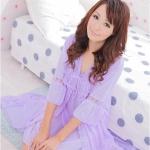 ชุดนอนประเภท Women Long Gown และ Casual Sleep Wear
