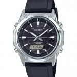 นาฬิกา Casio SOLAR POWERED AMW-S820 series รุ่น AMW-S820-1AV ของแท้ รับประกัน 1 ปี