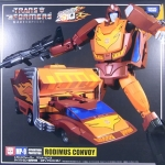 Transformers masterpiece Rodimus Convoy NEW