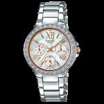นาฬิกา คาสิโอ Casio SHEEN MULTI-HAND รุ่น SHE-3052D-7A ของแท้ รับประกัน1ปี
