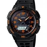 นาฬิกา คาสิโอ Casio SOLAR POWERED รุ่น AQ-S800W-1B2V