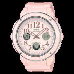 นาฬิกา Casio Baby-G Elegantly Feminine color series รุ่น BGA-150EF-4B (ชมพูพาสเทล) ของแท้ รับประกัน1ปี