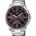 นาฬิกา คาสิโอ Casio STANDARD Analog'men รุ่น MTP-1374D-5AV ของแท้ รับประกัน 1 ปี