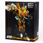 Wei Jiang Transformers M03 Battle Hornet Oversize Bumblebee Battle Blade NEW